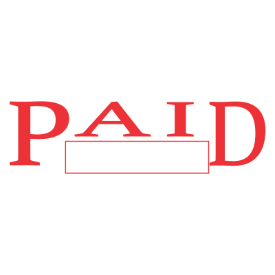 paid stamp png - photo #6
