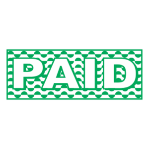 Paid Designer Series Office Stamp